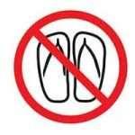Not Allow wear Thong